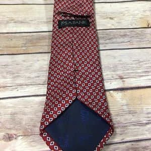 Jos. A. Bank Accessories - Men's navy and red Jos.A.Bank Tie